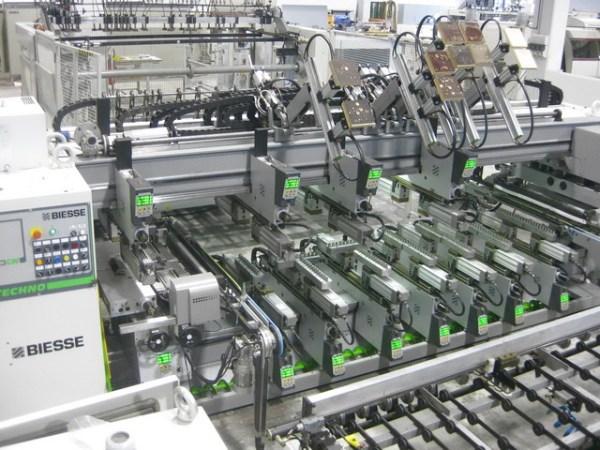 Techno FDT CN Boring Machine by BIESSE