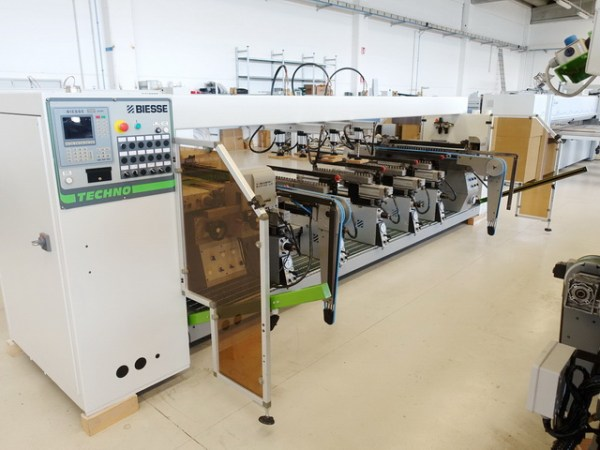 Techno KF Boring Machine by BIESSE