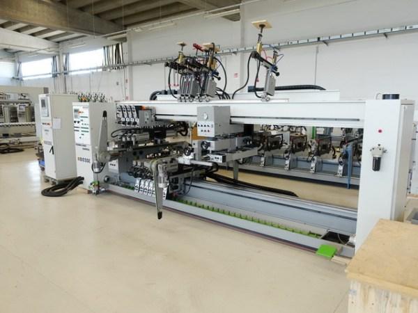 Techno Logic CN Boring Machine by BIESSE