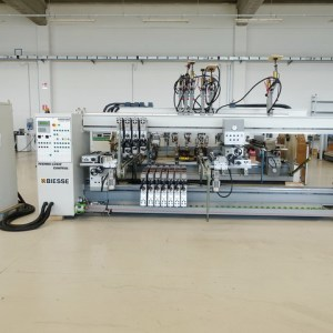 Techno Logic CN Boring Machine by BIESSE