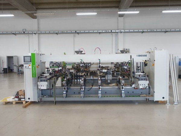 Techno ONE Boring Machine by BIESSE