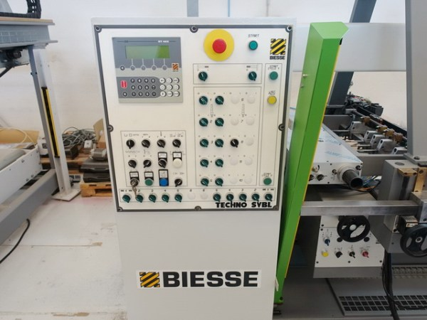 Techno SVBL Boring Machine by BIESSE