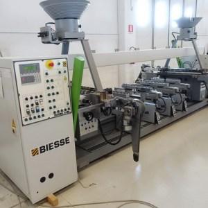 Techno SVBL Boring Machine by BIESSE