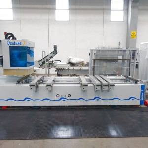 Venture 3 M CNC Machine by WEEKE (HOMAG Group)