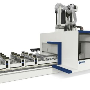 SCM accord 50 fx CNC Machine