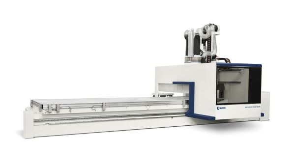 SCM accord 50 fxm CNC Machine