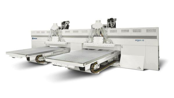 SCM ergon nt CNC Machine