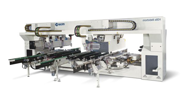 SCM morbidelli a924 Boring Machine