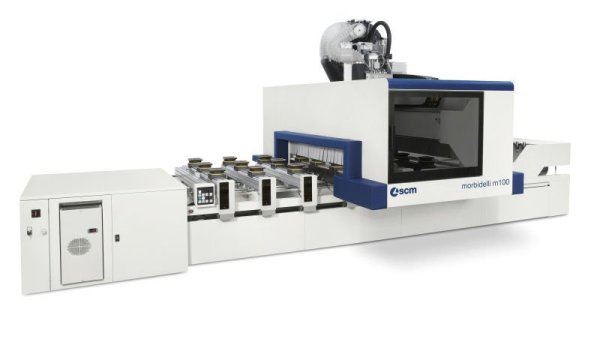 SCM morbidelli m100/200 CNC Machine