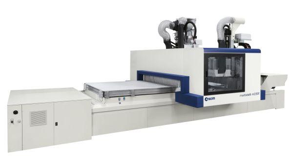 SCM morbidelli m220f CNC Machine