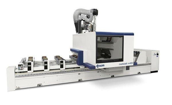 SCM morbidelli m400 CNC Machine