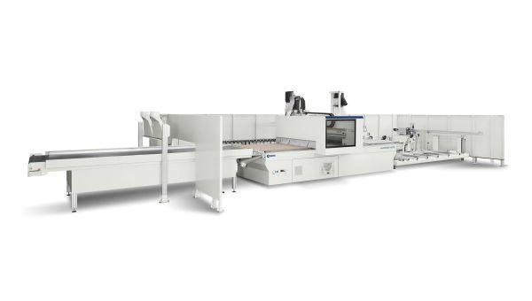 SCM morbidelli n200 CNC Machine