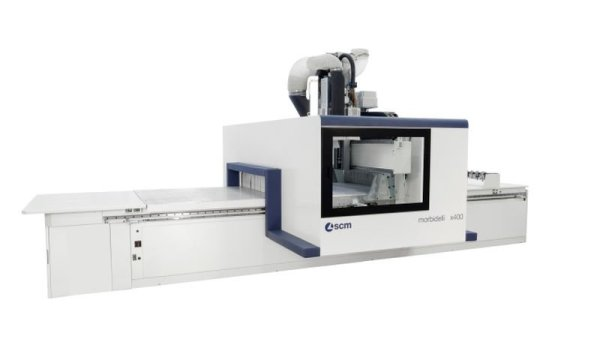 SCM morbidelli x200/x400 CNC Machine