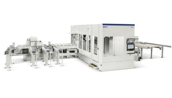 SCM oikos x CNC Machine