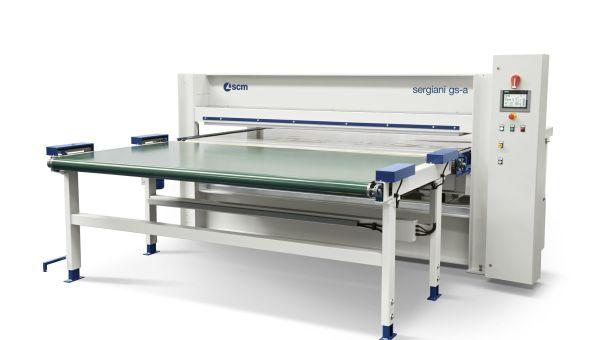 SCM sergiani gs-a Hydraulic Press