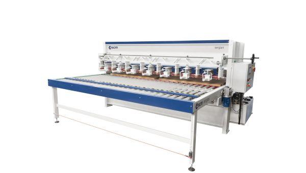 SCM sergiani gsl-a Hydraulic Press