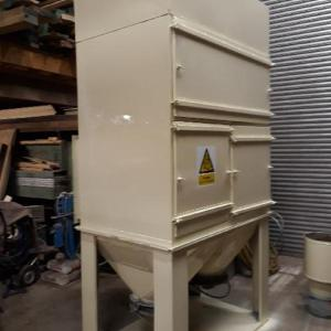 Used DCE UMA 454 G12 Dust Extraction Unit