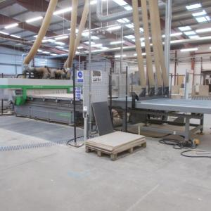 Used Biesse Rover CNC Nesting Machine