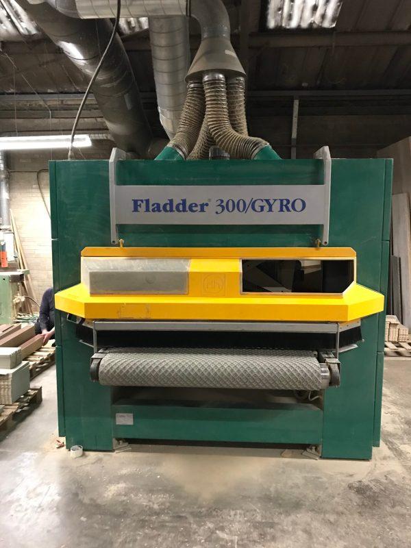 Fladder machine 300/ GYRO