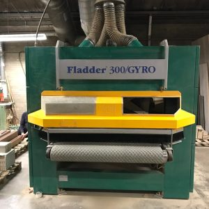Fladder machine 300/ GYRO