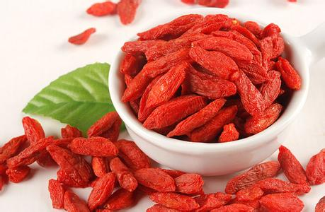 Lycium barbarum is rich in nutrition, goji super food