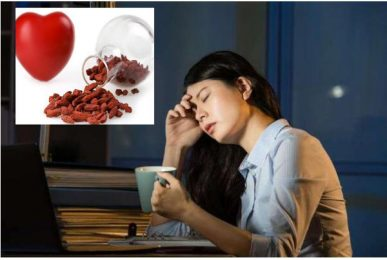 Every night before going to bed after eating five wolfberry, a month, the body major changes