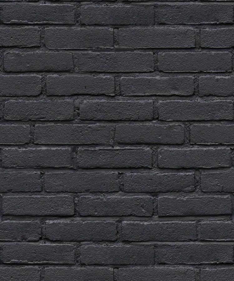 Amsterdam Bricks Wallpaper Best Black Brick Milton King