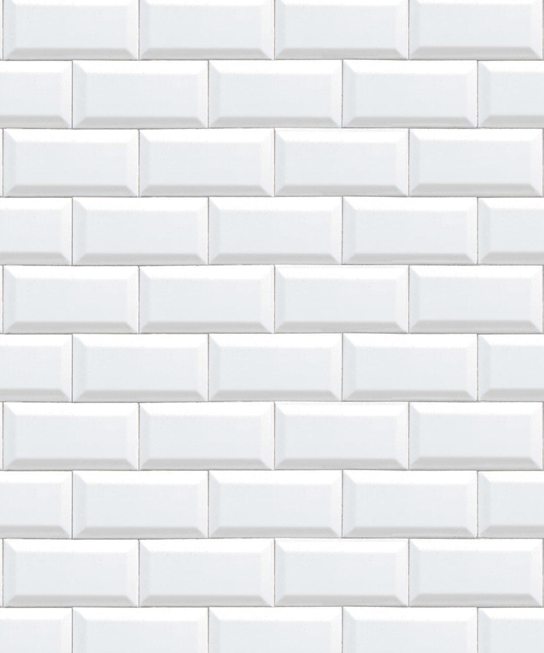 white subway tiles wallpaper minimal wallpaper milton king aus