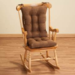 Large Rocking Chair Cushion Sets Chairs At Lowes Foods Tyson Set Rocker Cushions Miles