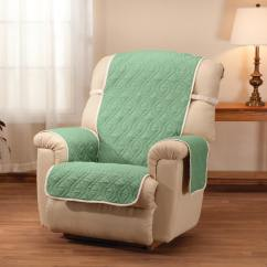 Waterproof Chair Covers For Recliners Teenage Bedroom Deluxe Reversible Recliner Cover Miles Kimball Read Reviews Write A Review