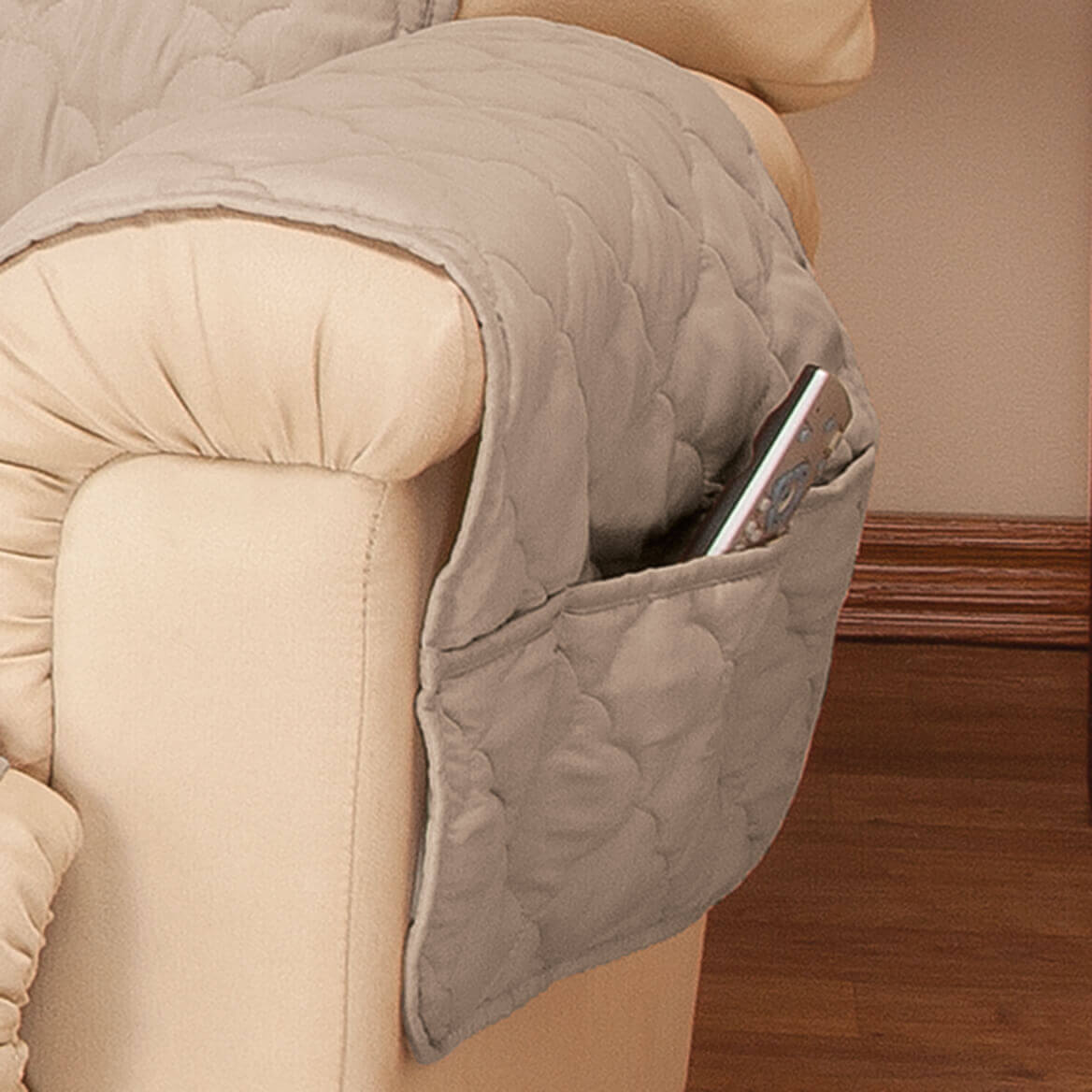 microfiber recliner chair covers modern reading deluxe cover by oakridge miles kimball