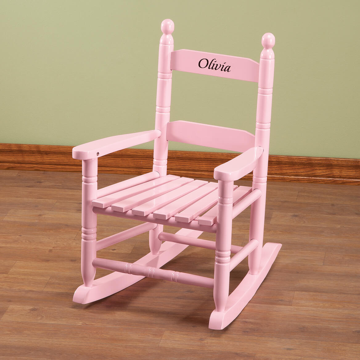 Monogrammed Toddler Chair Personalized Kids Miles Kimball