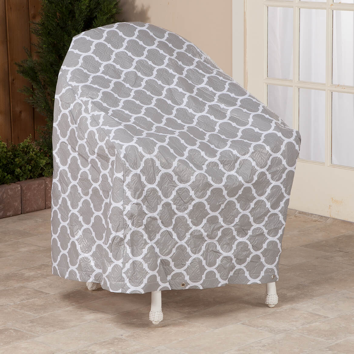Chair Cover Patterns Trellis Pattern Quilted Chair Cover Miles Kimball