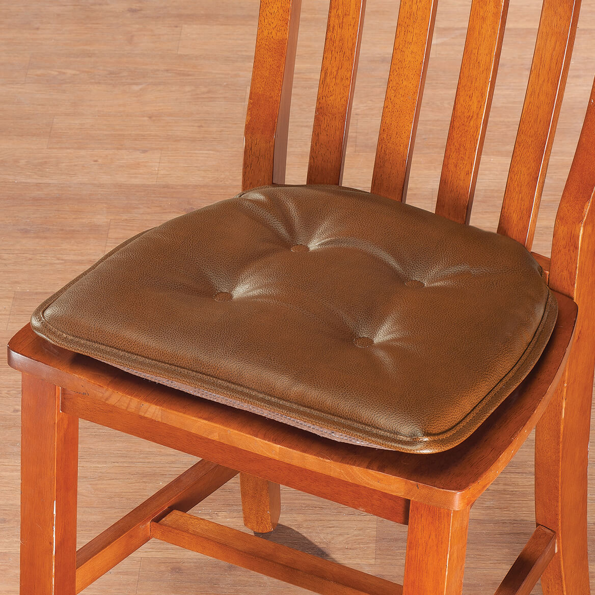 faux leather gripper chair cushions lazy boy winston big and tall office st germaine pad w