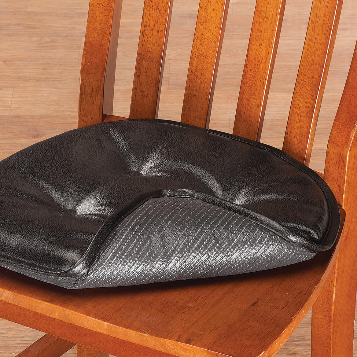 faux leather gripper chair cushions accent chairs on sale st germaine pad w