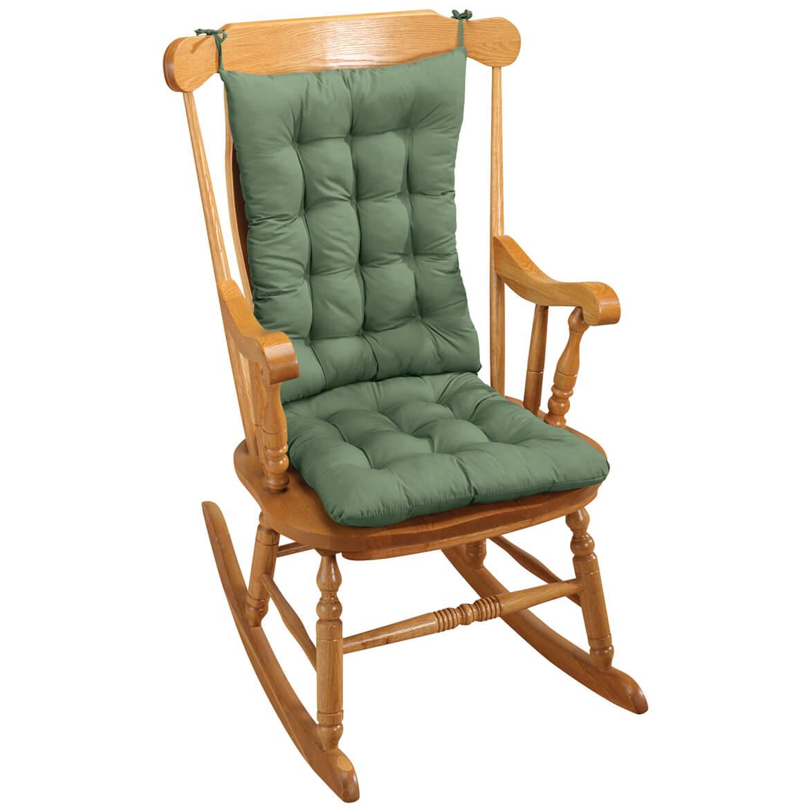 rocking chair pads walmart kits for sale and stool cushions miles kimball