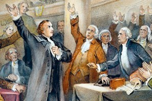 "Patrick Henry and ""Give Me Liberty!"" – Lesson Plan"