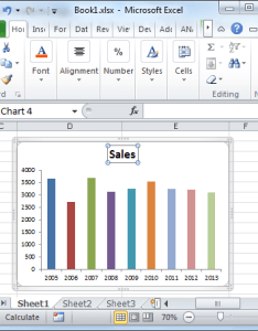 Dynamic chart title cell linking to also by and reference in excel rh analysistabs