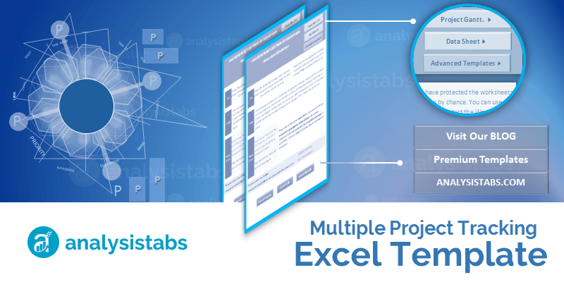 Multiple Project Tracking Template Excel - Free Download