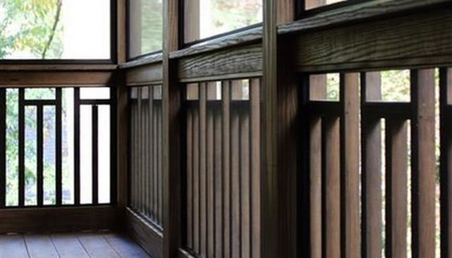 100S Of Deck Railing Ideas And Designs | Mission Style Hand Railings | Indoor | Bungalow | Front Porch | Art Craft | Hand