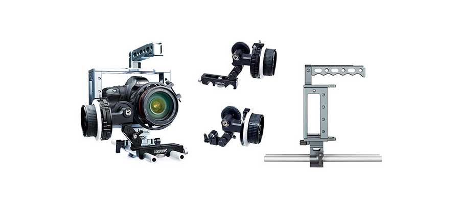 Sevenoak launches 'universal' camera cage, pro follow