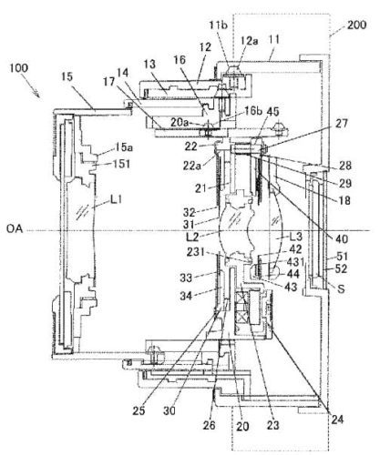 Canon, Nikon file patents for full-frame mirrorless