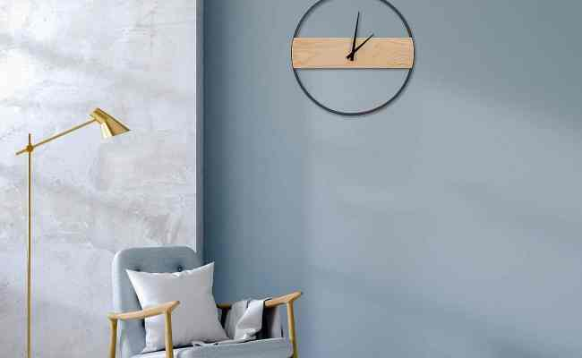10 Of The Most Stylish Minimalist Wall Clocks You Can Buy