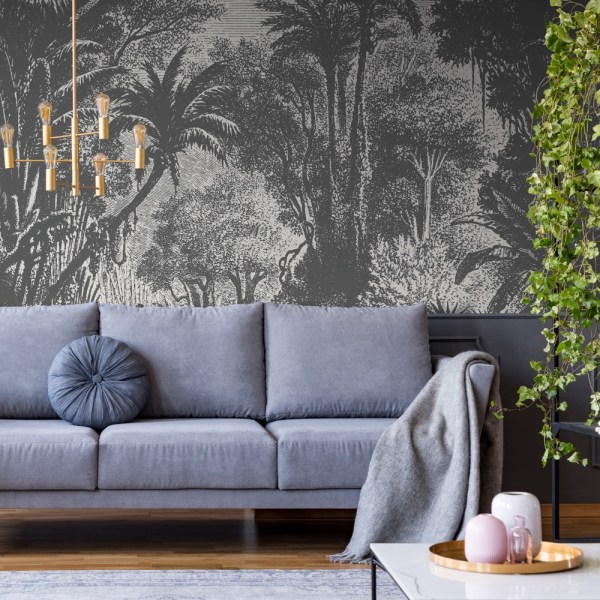 Sample - Lost In Goa Wall Mural Curiousegg