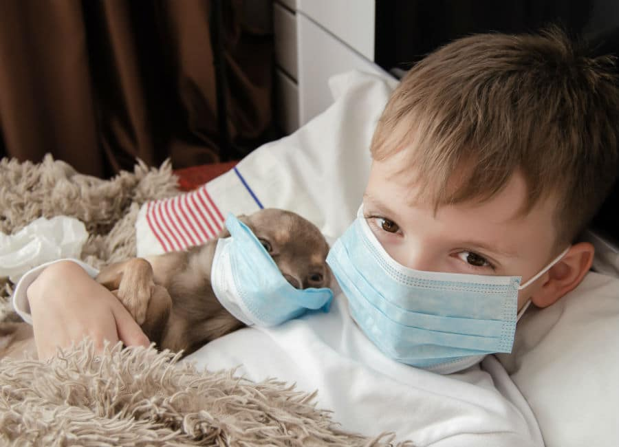 How to identify Covid 19 symptoms in your child - and what to do