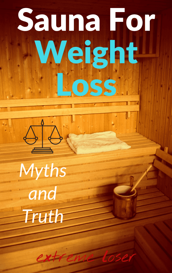 Infrared Sauna Weight Loss Before And After : infrared, sauna, weight, before, after, Sauna, Weight, Myths, Truth, Extreme, Loser
