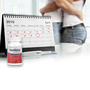 FertilAid for Women - Monthly Cycle fertility test for women