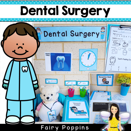 small resolution of Dental Activities for Kids   Fairy Poppins