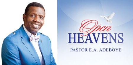 Open Heaven Daily Devotional 14 June 2020 – The King Servant