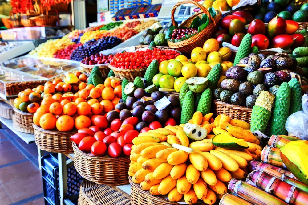 68 exotic fruits from
